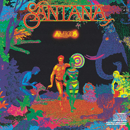 Play & Download Amigos by Santana | Napster