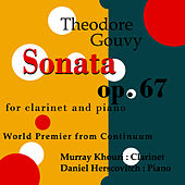 Gouvy Sonata For Clarinet and Piano Op67 by Daniel Herscovitch