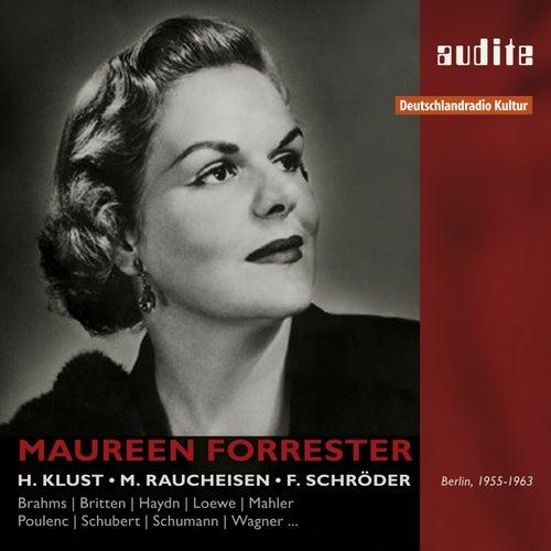 Play & Download Porträt Maureen Forrester by Maureen Forrester | Napster