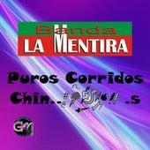 Play & Download Puros Corridos Chin..!@#$% by Banda La Mentira | Napster