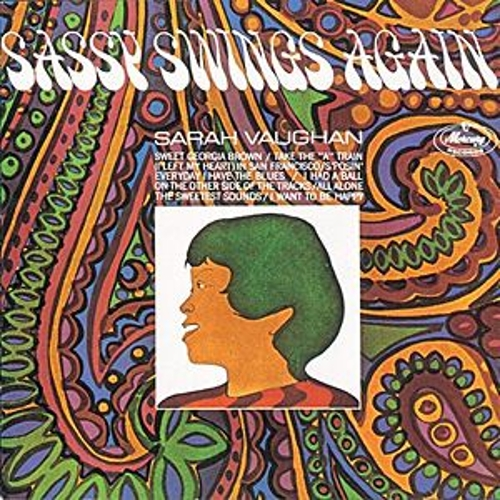 Play & Download Sassy Swings Again by Sarah Vaughan | Napster