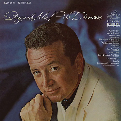 Stay with Me by Vic Damone