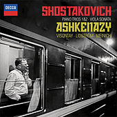 Play & Download Shostakovich: Trios 1 & 2; Viola Sonata by Vladimir Ashkenazy | Napster
