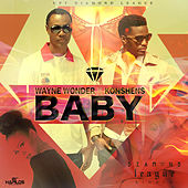 Baby - Single by Konshens