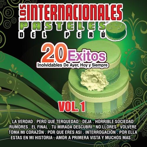 Play & Download 20 Exitos Inolvidables De Ayer, Hoy Y Siempre by Los Pasteles Verdes | Napster