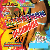 Marathon De Cumbias by Various Artists