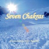 Seven Chakras by Alan Roubik