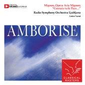 Play & Download Mignon, Opera Aria Mignon:
