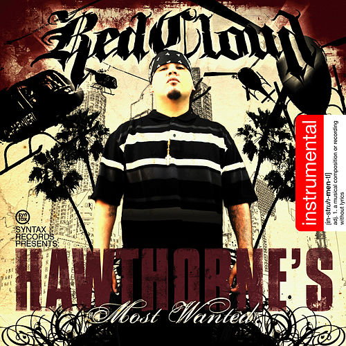 Play & Download Hawthorne's Most Wanted: Instrumental by RedCloud | Napster