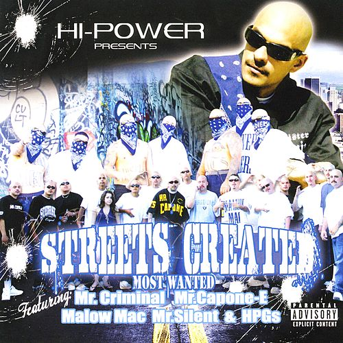 Play & Download Hi Power Presents: Streets Created Most Wanted by Various Artists | Napster