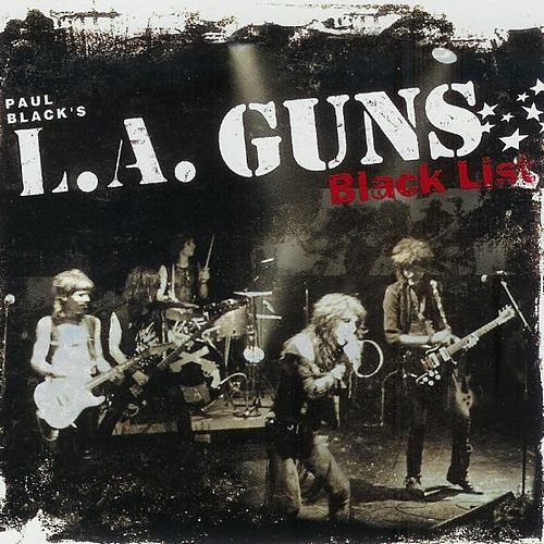 Play & Download Black List by L.A. Guns | Napster