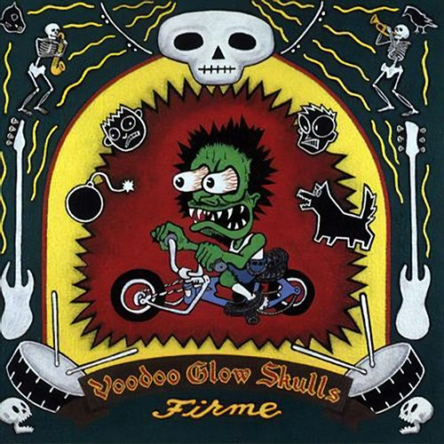 Play & Download Firme by Voodoo Glow Skulls | Napster