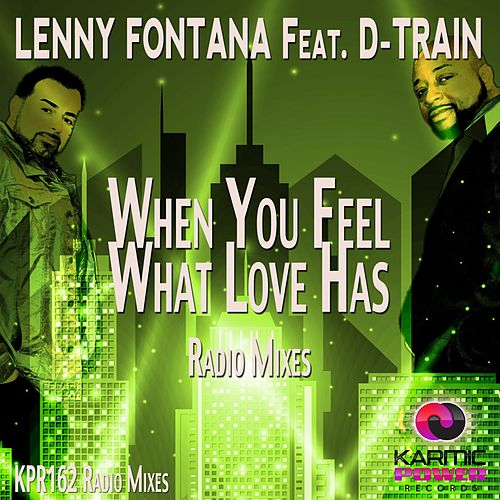 Play & Download When You Feel What Love Has (Radio Mixes) by Lenny Fontana | Napster