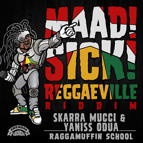 Raggamuffin School by Skarra Mucci