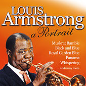Louis Armstrong - A Portrait by Louis Armstrong