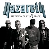 Play & Download Live from T-Stage by Nazareth | Napster