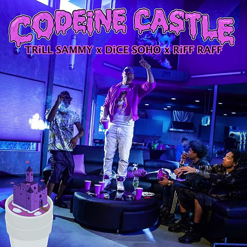 Play & Download CODEiNE Castle Freestyle (feat. TRiLL Sammy & DiCE Soho) by Riff Raff | Napster