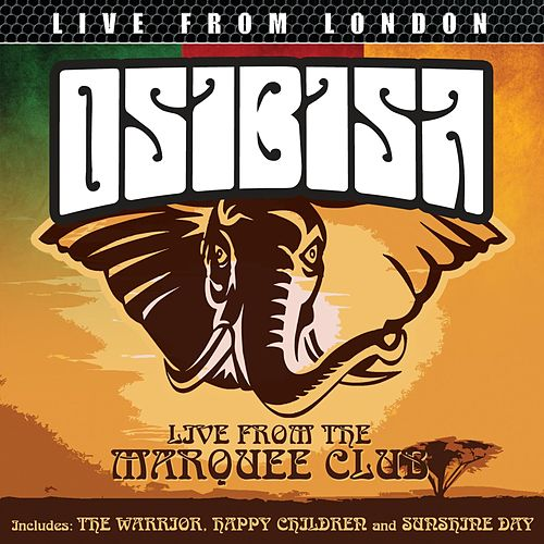 Live from London (Live) by Osibisa
