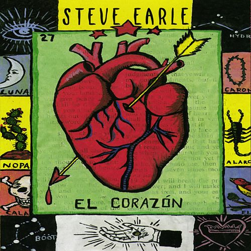 Play & Download El Corazon by Steve Earle | Napster