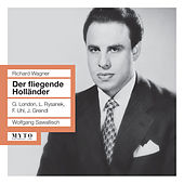 Play & Download Wagner: Der fliegende Holländer (1959) by Josef Greindl | Napster