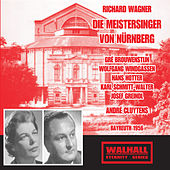 Play & Download Wagner: Die Meistersinger von Nurnberg by Hans Hotter | Napster