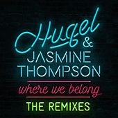 Where We Belong (The Remixes) von Jasmine Thompson