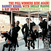 The Poll Winners Ride Again! by Barney Kessel