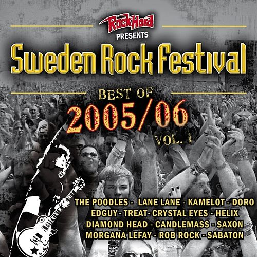 Sweden Rock Festival - Best Of 2005-2006 Vol.1 by Various Artists