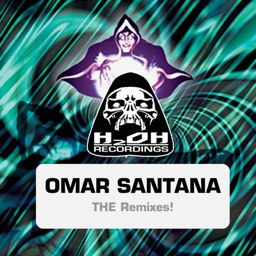 Mind Ripper The Remixes by Omar Santana