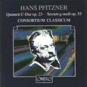 Play & Download Pfitzner: Piano Quintet in C Major, Op. 23 & Sextet in G Minor, Op. 55 by Consortium Classicum | Napster