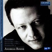 Brahms: The Complete Works for Solo Piano Vol. 1 by Andreas Boyde