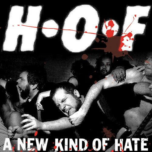 A New Kind Of Hate by Halo of Flies