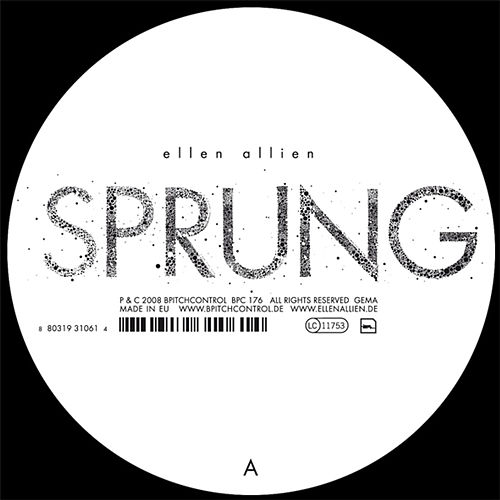 Sprung / Its by Ellen Allien