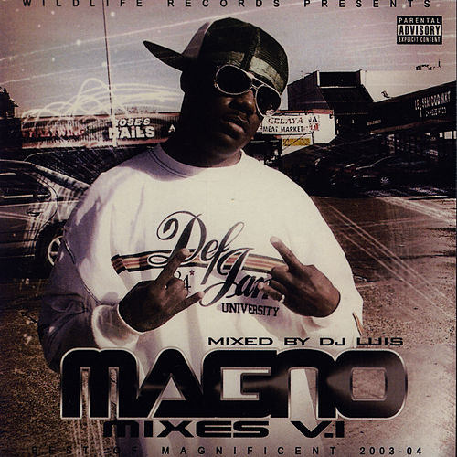 Play & Download Magno Mixes Volume 1 by Magno | Napster