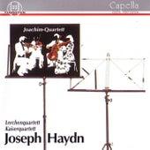 Joseph Haydn: Streichquartette by Joachim-Quartett