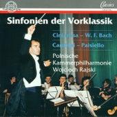 Play & Download Sinfonien der Vorklassik by Wojciech Rajski Polnische Kammerphilharmonie | Napster