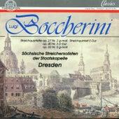 Luigi Boccherini: Streichquartette by Sächsische Streichersolisten der Staatskapelle Dresden