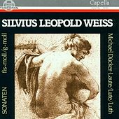 Play & Download Silvius Leopold Weiss: 2 Lautensonaten by Michael Dücker | Napster