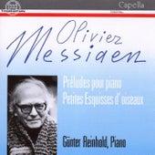 Olivier Messiaen: Klavierwerke by Günter Reinhold