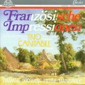 Französische Impressionen by Trio Cantabile