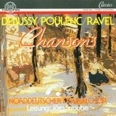Play & Download Debussy, Poulenc, Ravel: Chansons by Jörg Straube Norddeutscher Figuralchor | Napster