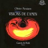 Olivier Messiaen: Visions de l'Amen by Klavierduo Gareis