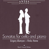 Sonatas for Cello and Piano by Rinko Hama Grigory Alumyan