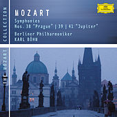Play & Download Mozart: Symphonies Nos. 38, 39 & 41 by Berliner Philharmoniker | Napster