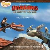 Folge 18: Drachentausch (Das Original-Hörspiel zur TV-Serie) von Dragons - Die Wächter von Berk