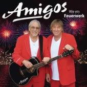 Play & Download Wie ein Feuerwerk by Amigos | Napster