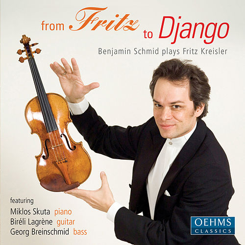 Play & Download From Fritz to Django by Benjamin Schmid | Napster