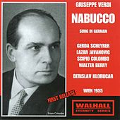 Play & Download Verdi: Nabucco (1955) by Scipio Colombo | Napster