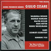 Play & Download Handel: Giulio Cesare by Hans Hotter | Napster