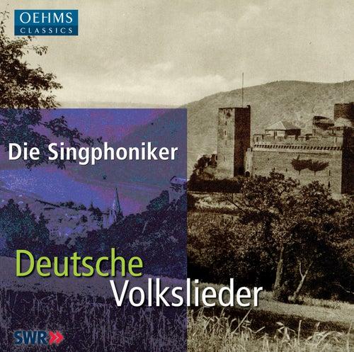 Play & Download Deutsche Volkslieder by Die Singphoniker | Napster